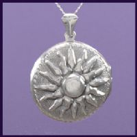 Sunshine Locket